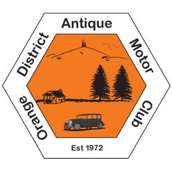 Orange District Antique Motor Club
